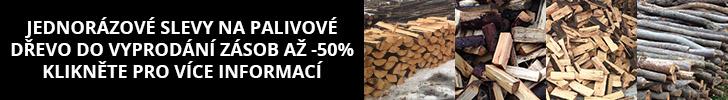 palivové dřevo levně