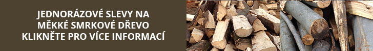 měkké dřevo levně