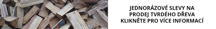 tvrdé dřevo levně